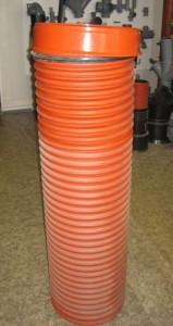 пластиковый дренажный колодец
